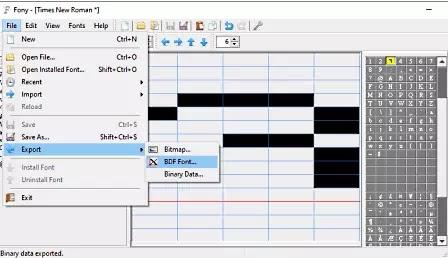Software Untuk Mengedit Font Gratis Terbaik-3