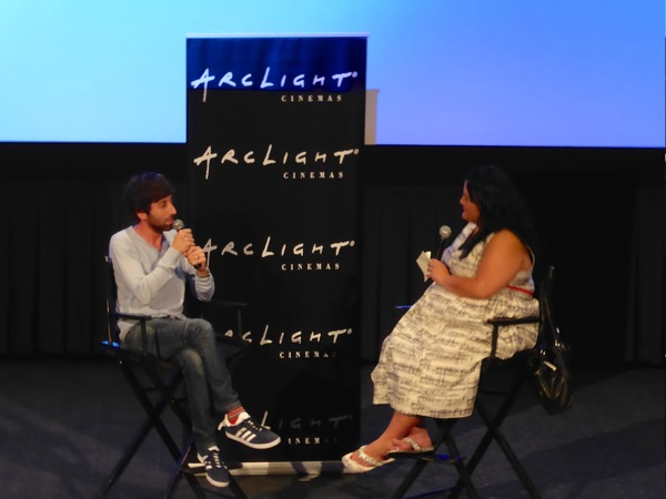 Simon Helberg Florence Foster Jenkins ArcLight Hollywood