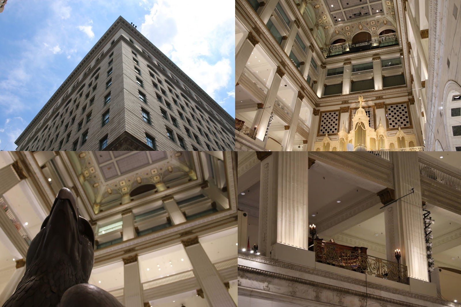 Philly's Macy's/Wanamaker's: World's Largest Musical