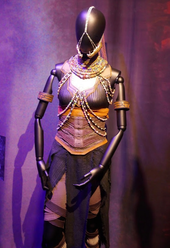 Shuri Black Panther movie costume