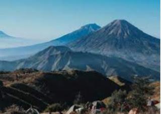 Keindahan Wisata Alam di Jawa Tengah