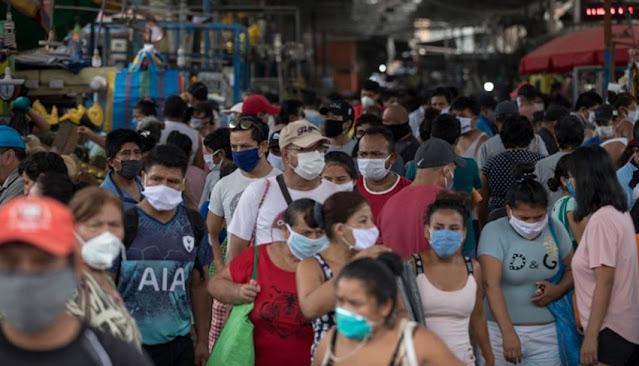 Reporte de coronavirus en Perú hoy 31 de octubre