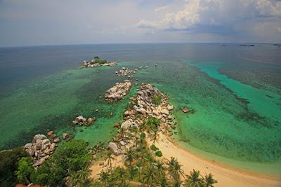 Pulau Lengkuas Wisata Pantai Terindah di Bangka Belitung