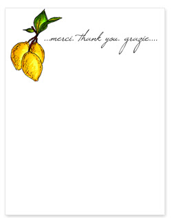 Thank You Note: Quick Tip