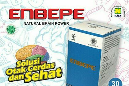 Enbepe Nasa, Testimoni Manfaat dan Komposisi Natural Brain Power untuk Nutrisi Kecerdasan Otak Bagi Anak