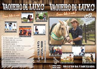 b32ef0b2eeb World Of Covers 01  Vaqueiro De Luxo - Capa Música DVD