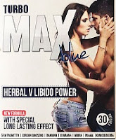 Turbo Blue Max, idéal performances sexuelles