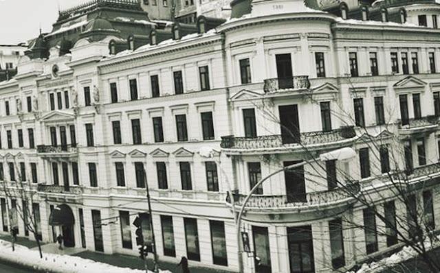 Impresii cazare  grand hotel du Boulevard Corinthia Hotels