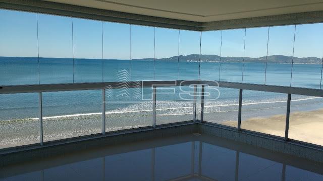 Curt Lorenz Residencial - Itapema - Apartamento Frente Mar
