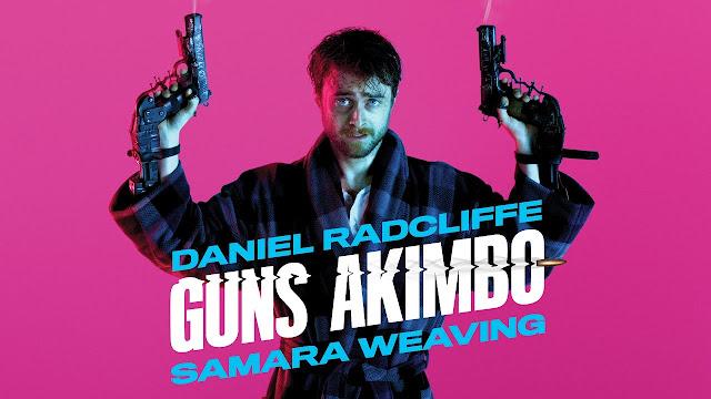 Assista ao trailer de 'Guns Akimbo', nova comédia de ação de Daniel Radcliffe | Ordem da Fênix Brasileira