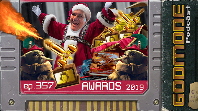 GODMODE 357 - AWARDS 2019