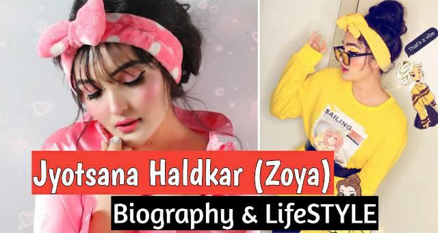 Jyotsana Haldkar (Zoya) - Wiki, Biography, Lifestyle, Boyfriend   Sameer Mark Girlfriend Zoya