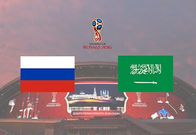 Soi kèo tài xỉu Nga vs Ả Rập Saudi