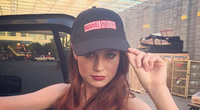 "Marvel has made it official: Academy Award-winning actress Brie Larson will play Captain Marvel in the studio's first female-led film.  Marvel made the announcement Saturday night during a panel at San Diego Comic-Con. Shortly after, Larson herself tweeted, ""Call me Captain Marvel."""