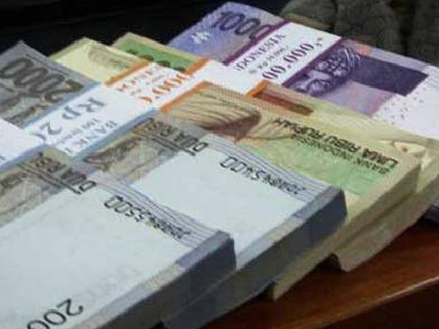 Menghadapi Lebaran 1441 H, Penukaran Uang Hanya Dilakukan di Loket Bank