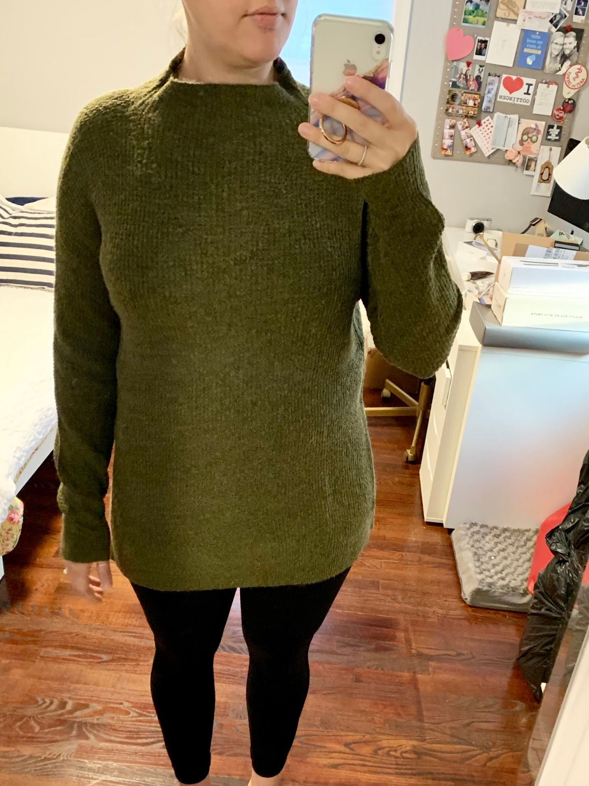 BP. Cozy Thermal Tunic Sweater