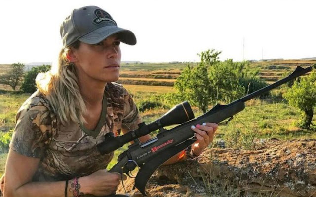 Νεκρή γυναίκα κυνηγός που είχε δεχτεί απειλές για αναρτήσεις της!! Η 27χρονη φέρεται να…
