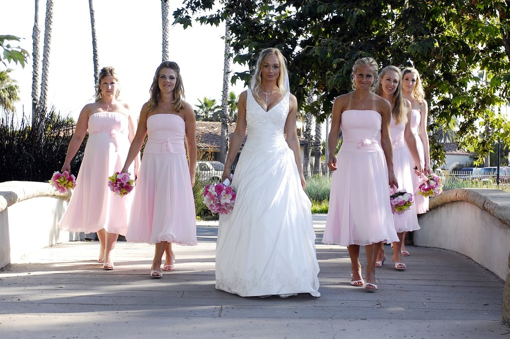 Awesome Bridesmaids Wedding Hairstyles Fine Hairstyles 2011 Hairstyle Inspiration Daily Dogsangcom