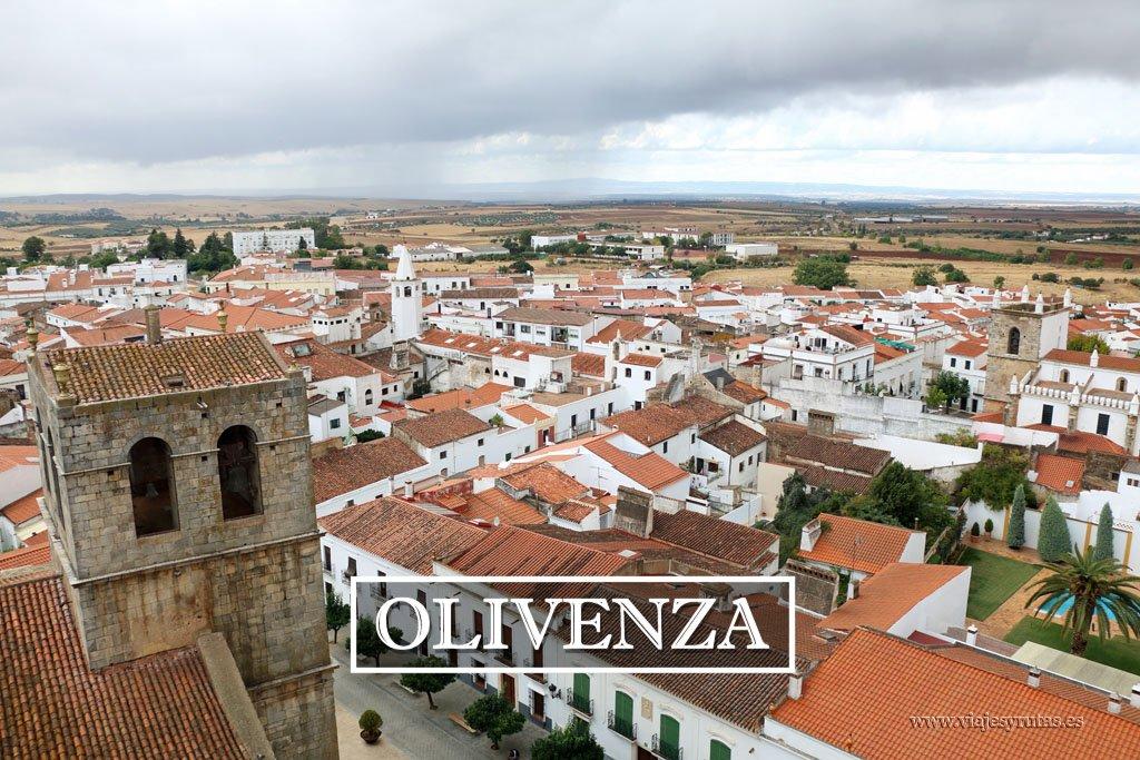 Qué ver en Olivenza, un pueblo español muy portugués