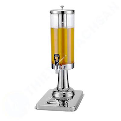 Bình đựng nước hoa quả buffet có vòi 3 lít 1 ngăn BC2222-1