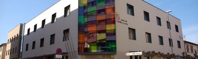 Centro de salud de Medina de Pomar