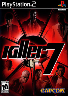 killer 7 PS2 Torrent
