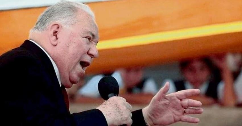 LA FE MUEVE MILLONES: Pastor Rodolfo González recauda al año S/ 7 millones en diezmos para el Movimiento Misionero Mundial (MMM)