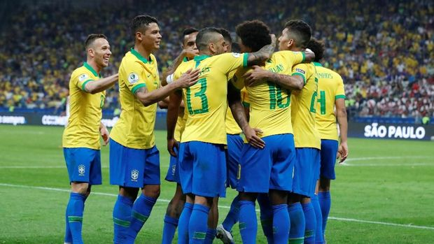 Berikut Top Skor Copa America 2019 Dan Persaingan Rekan Setim Terjadi 2019