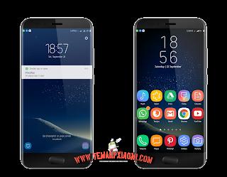 Tema Samsung S8 Max v2 Mtz