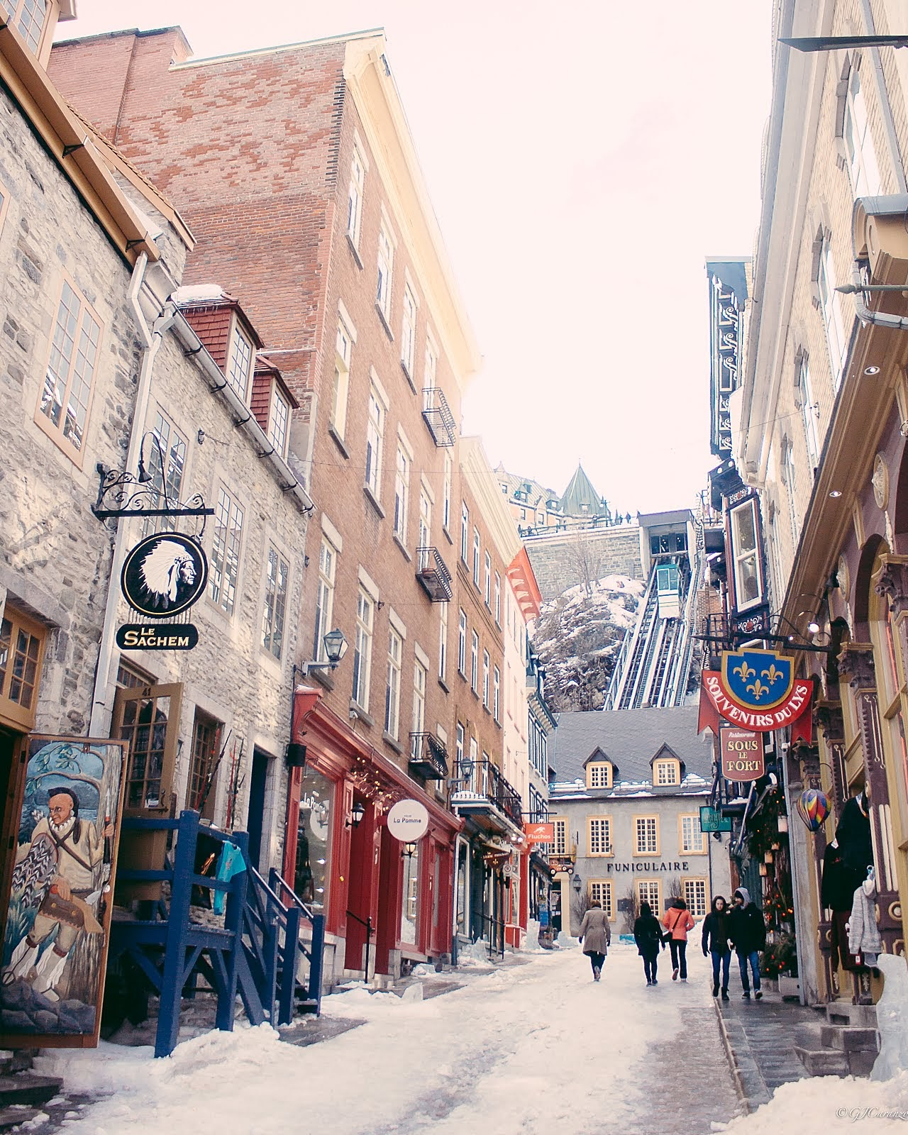 Petit Champlain: Things To Do in Old Quebec