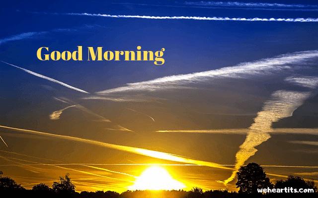 good morning images happy sunday