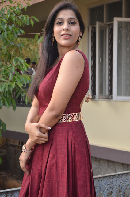 Rashmi Gautham New Photoshoot