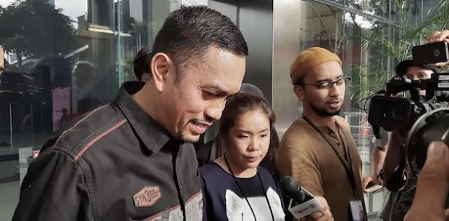 Ahmad Sahroni: Penyidik KPK Bingung, Mau Tanya Soal Bakamla Gue Nggak Tahu