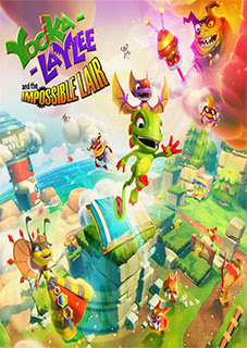 Yooka-Laylee and the Impossible Lair PC download