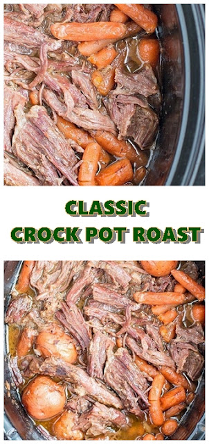 #CLASSIC #CROCK #POT #ROAST #Chicken #Legs #Recipe #dinner #healthy #easy #Food #Recipes