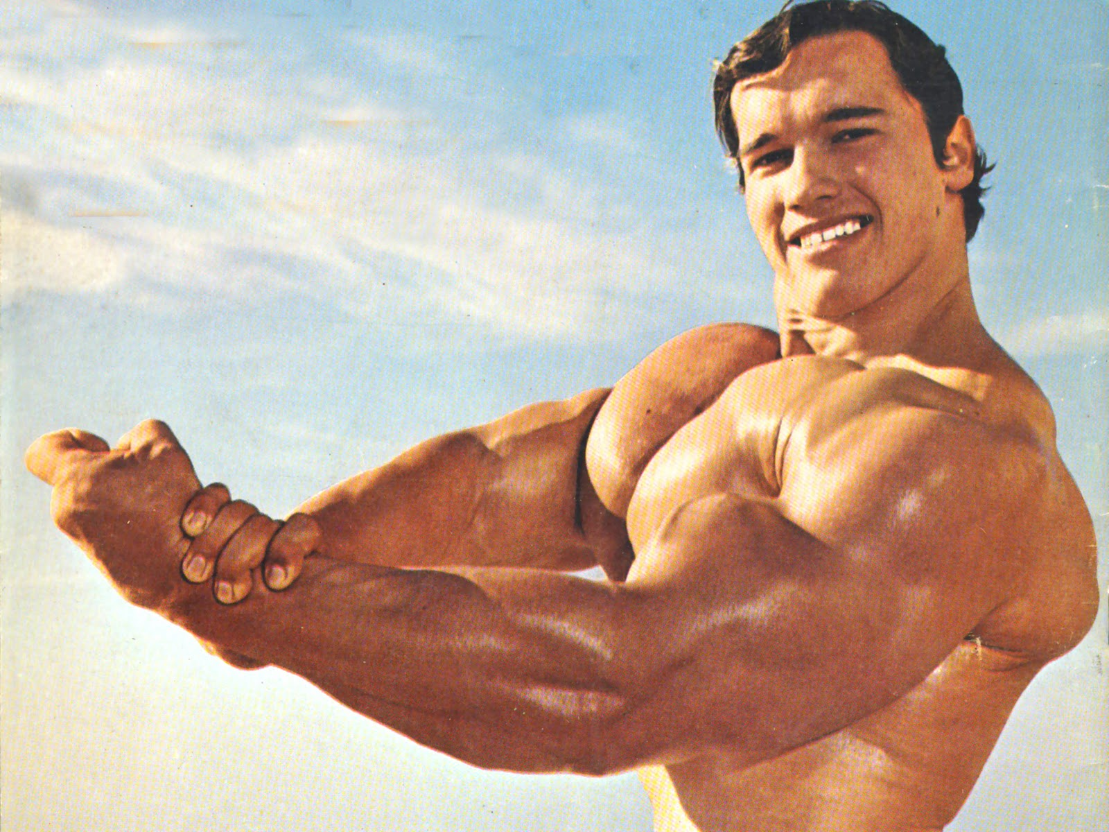 How Strong Was Arnold Schwarzenegger At Weight Lifting - Thrillist