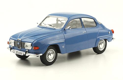 Saab 96 V4 1970 coches inolvidables salvat