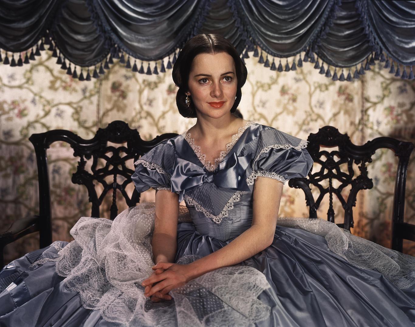 Muere Olivia de Havilland, actriz de #LoQueElVientoSeLlevó' y doble ganadora del Óscar, a los 104 años