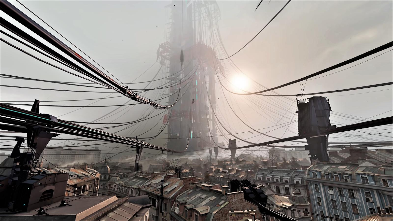 Half-Life: Alyx game.