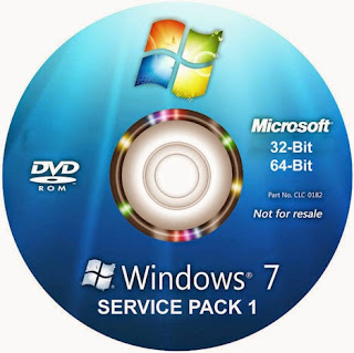Windows 7 Service Pack 1 ISO 32/64-bit Free Download