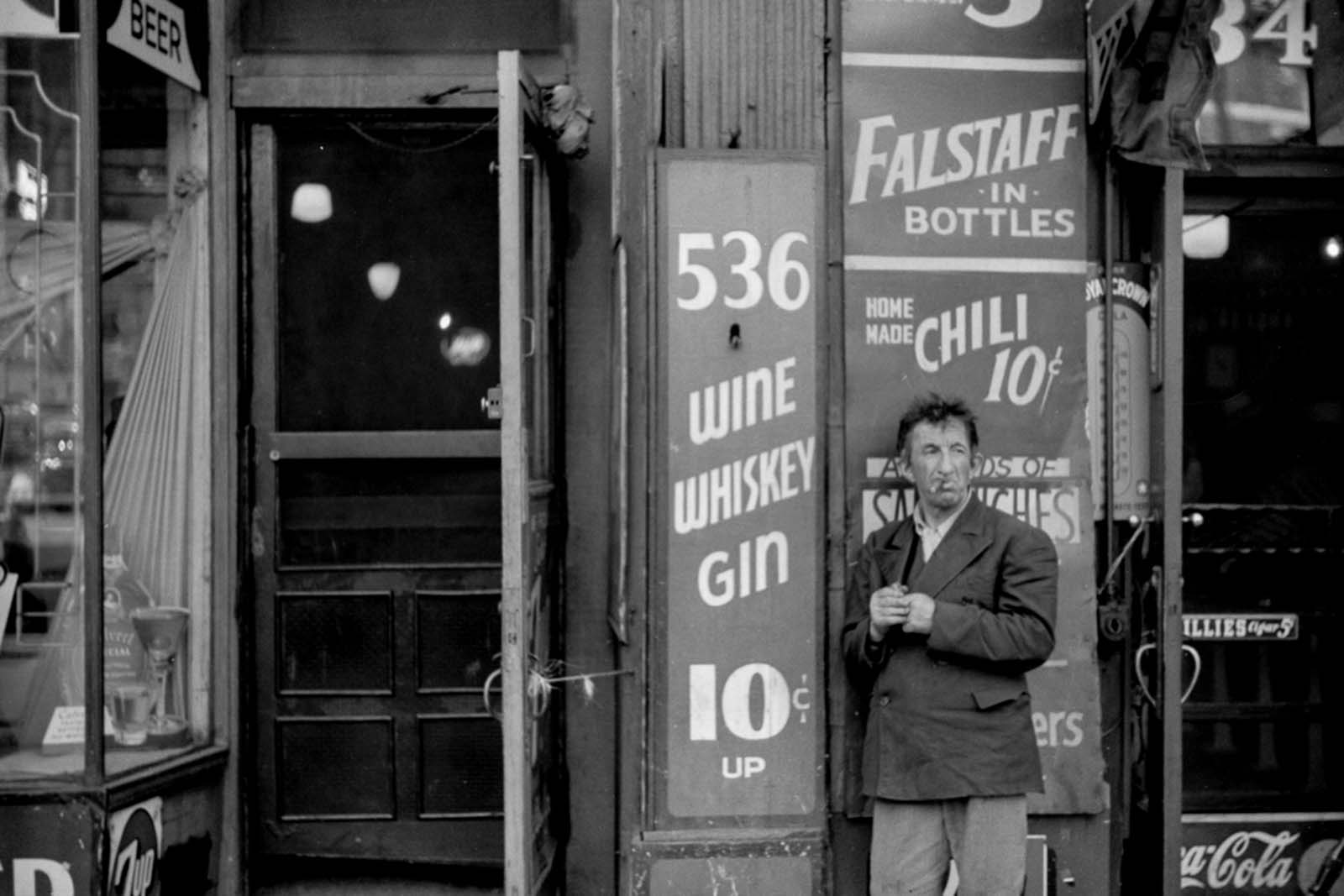 John Vachon's Chicago