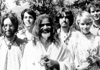 Review: 'Meeting the Beatles in India' captures a moment in music history