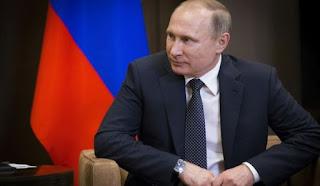 Το 80% και πλέον των Ρώσων εγκρίνει το έργο του Πούτιν