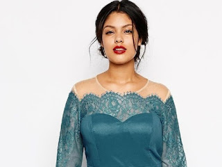 Bardot: - Broader than boat neck the diffrence is that has some exra cloth lying on the shoulders, like Dupatta. Suitable for short or wide neck, small chested pear-shaped women
