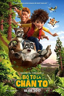 Sinopsis pemain genre Film The Son of Bigfoot (2017)