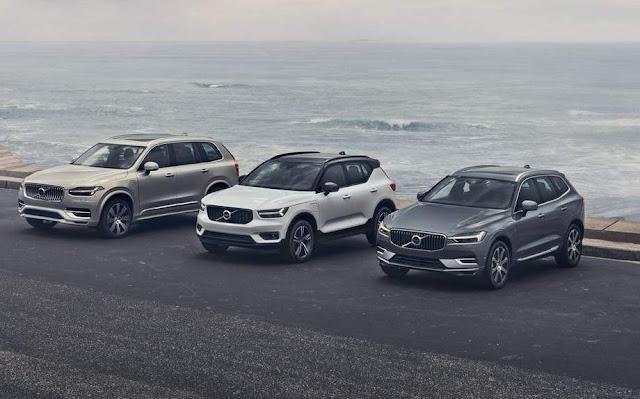 Volvo e Geeky rumam para fusão das operações