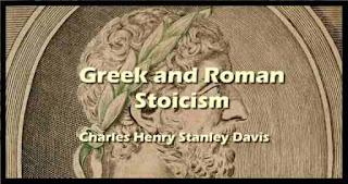 Greek and Roman Stoicism