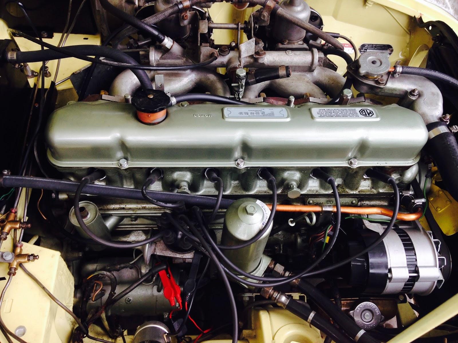 Milwaukee Opportunities: 1968 MGC GT for sale Milwaukee