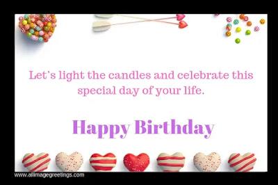 happy birthday status