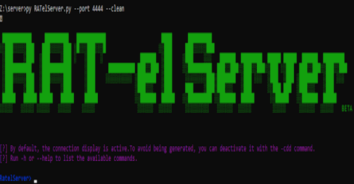 RATel : An Open Source Penetration Test Tool